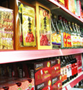 Good selection of ginseng